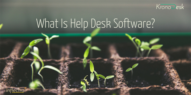 What is Help Desk Software?