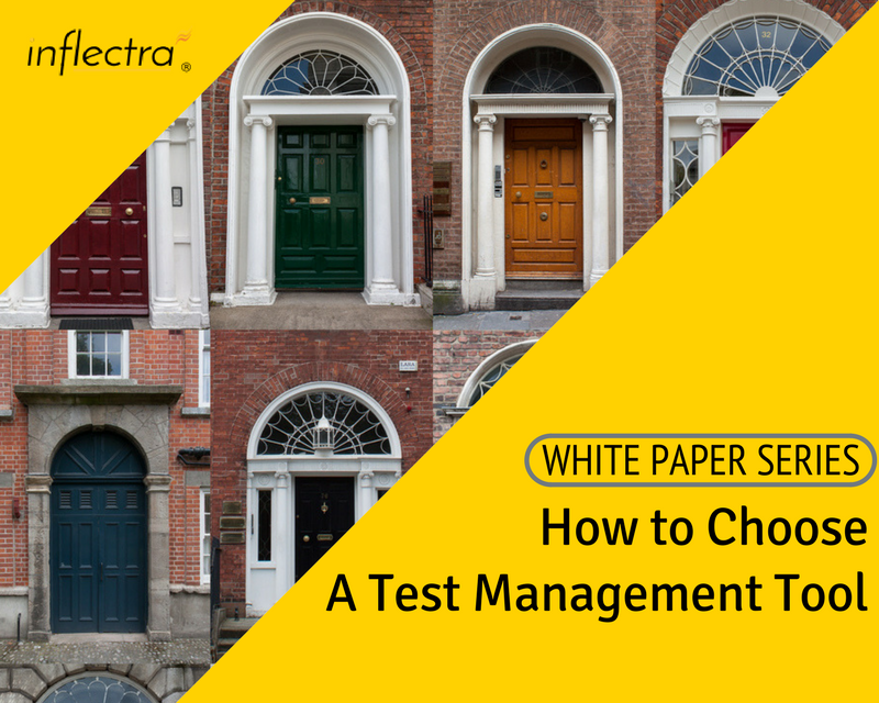 While it might seem that the most important consideration when choosing a test management software tool is the set of basic tool features supporting the test process itself, you should not neglect a wide range of other questions that could make or break your test management tool choice. This whitepaper identifies the key attributes you should look for in a test management solution.