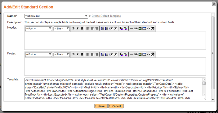 Writing Custom Reports with Spira (Part 2) | Inflectra