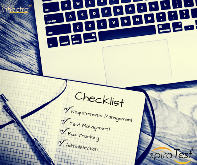 Feature Checklist