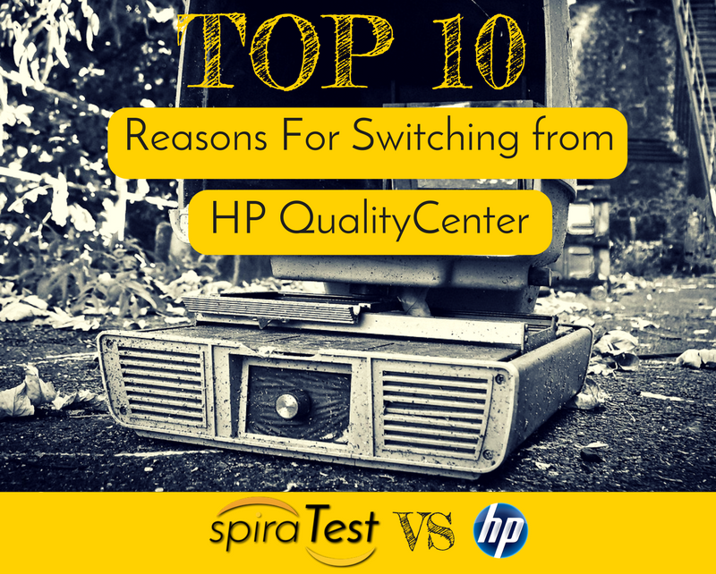 SpiraTest, the Simple Alternative to HP QualityCenter