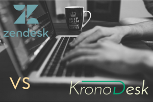 KronoDesk, the Simple Alternative to ZenDesk