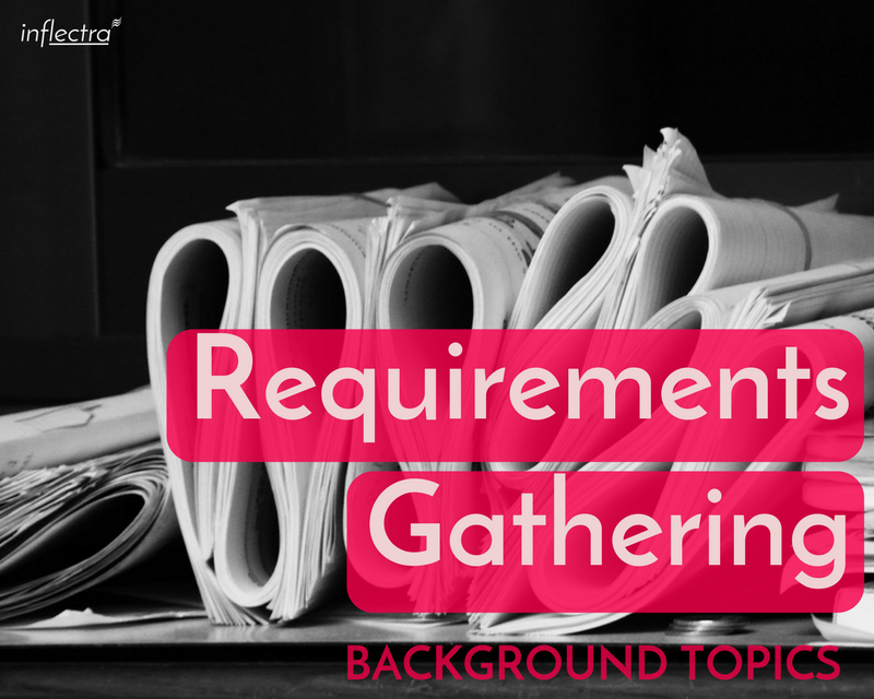 This section outlines some of key techniques and methods that can be employed for gathering and capturing requirements on a project. It includes suggestions and ideas for ways to best capture the different types of requirement (functional, system, technical, etc.) during the gathering process.