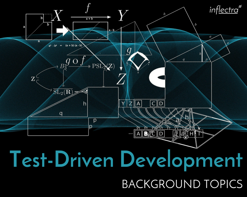Test-Driven Development (TDD) originally was created as part of the Extreme Programming (XP) methodology, where it was known as �Test-First� concept. The idea is that developers generally write their tests after the code is written and therefore are only testing the functionality as they wrote it, as opposed to testing it to make sure it works the way it was actually intended!
