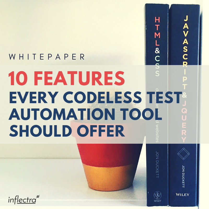 There's a resurgence of codeless test automation tools in the market, and members of the testing community are understandably skeptical of the promises of hassle-free, easy to maintain testing. This article describes the benefits that codeless test automation tools provide over having your programmers write automation code by hand, and outlines how Rapise meets the test laid down by experts in the industry of the ten key features that such a tool needs to have to be useful.