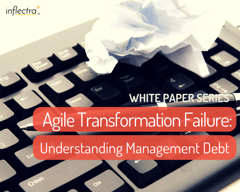 Organizations are looking to adopt agile approaches and methodologies, to gain productivity and quality improvements. However, in many cases, such agile transformations seem to be doomed to failure before they begin. This whitepaper looks at one of the key causes of why agile transformations fail in many organizations.