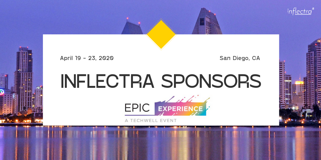 Epic Sponsorship By Inflectra In 2020 Inflectra