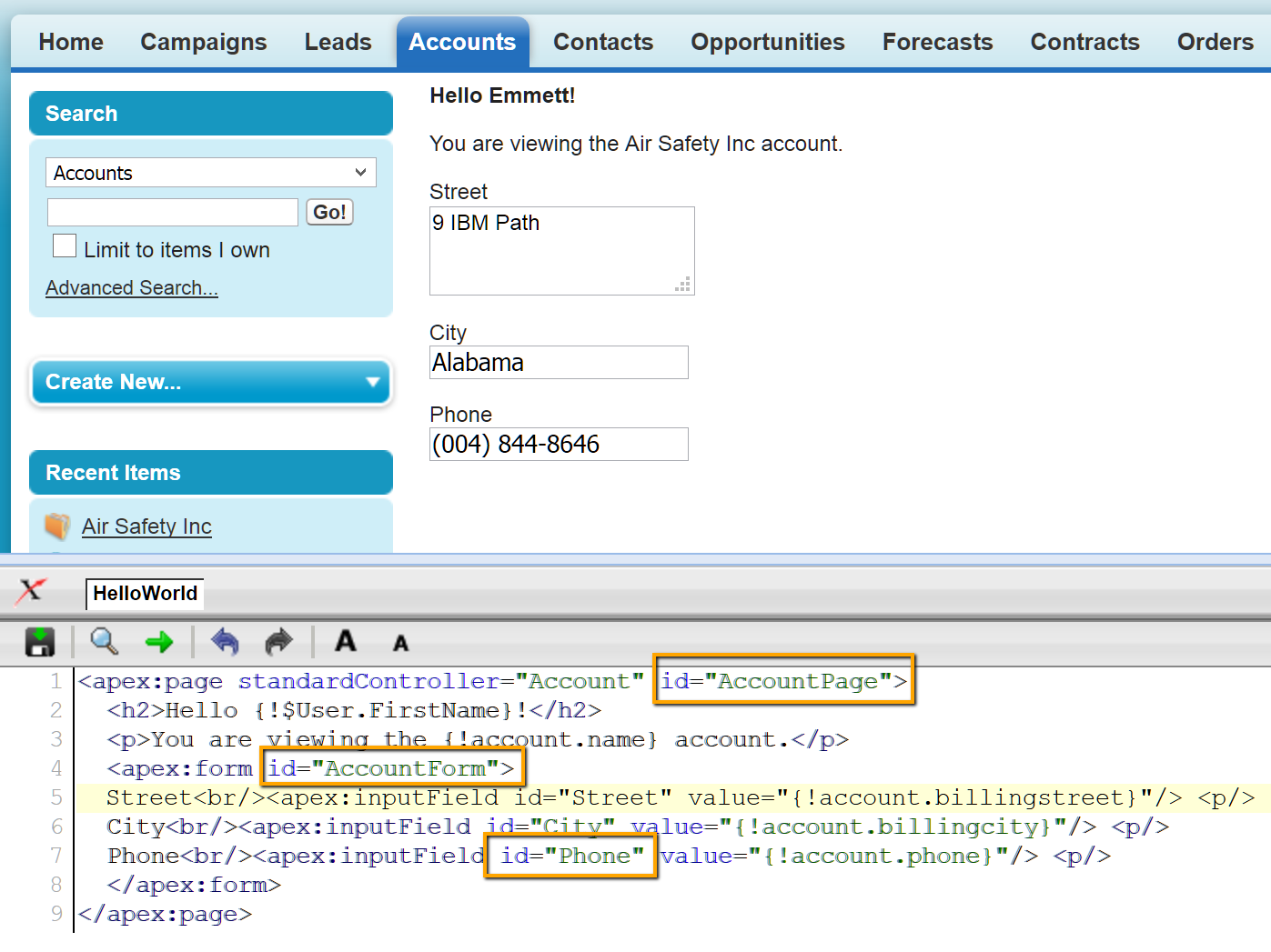 Testing Visualforce components in Salesforce - KB313 - Infle